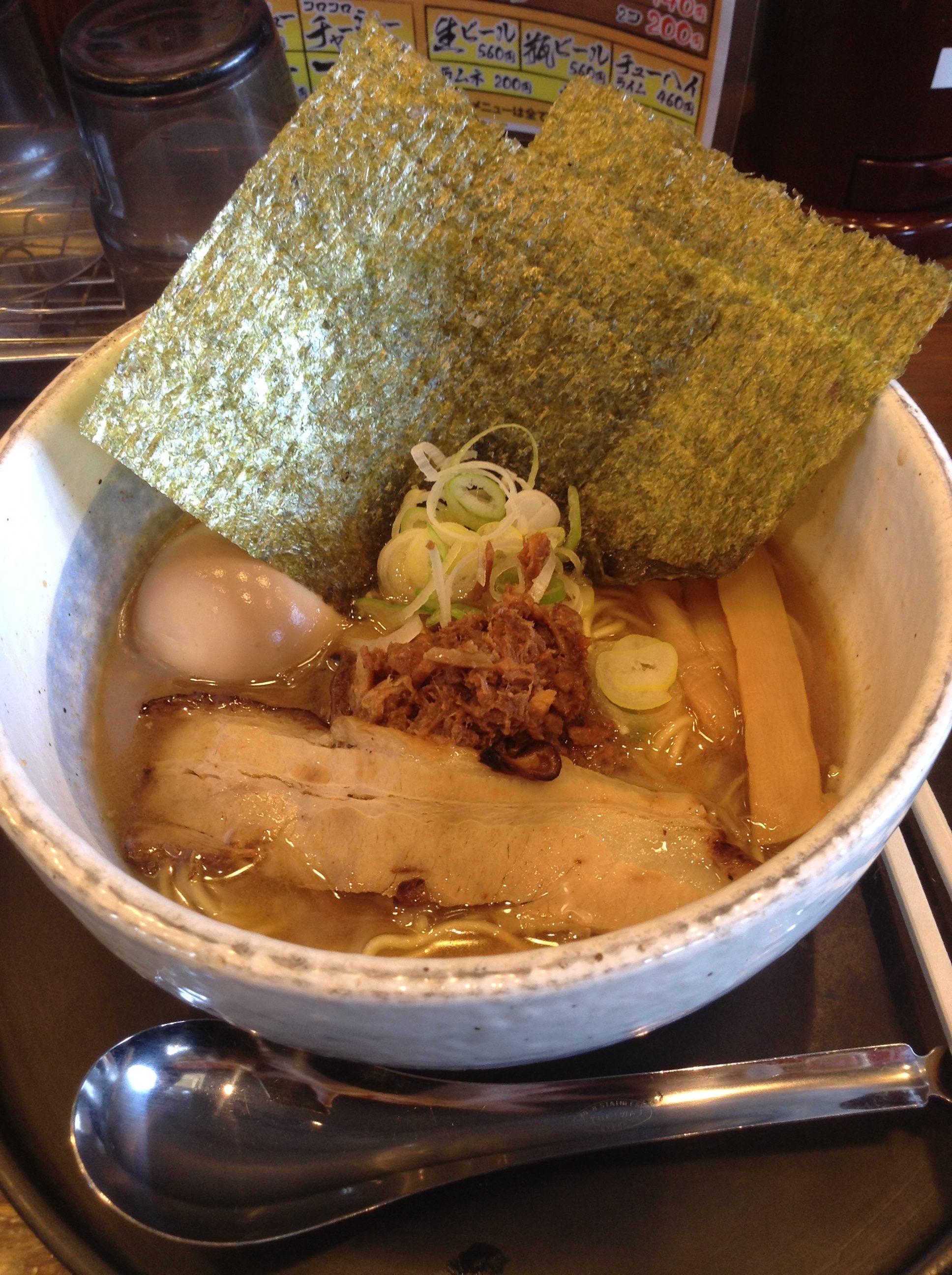 大阪・守口市「らーめん夢屋台」で最高のラーメンを食べた