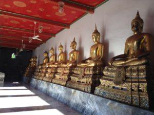 タイ・バンコクは初アジア観光旅行でした①