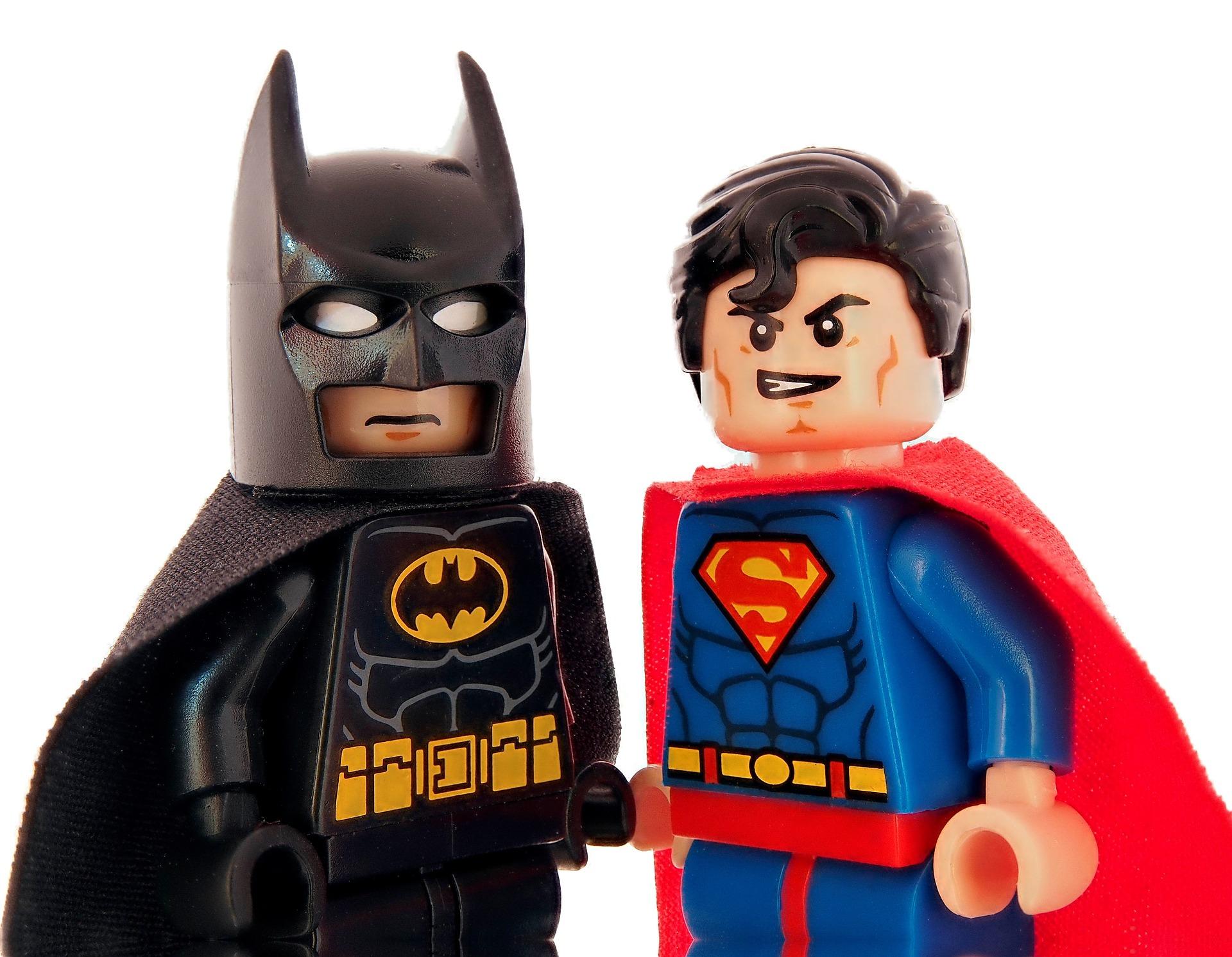 映画「バットマン vs スーパーマン ジャスティスの誕生」正義のヒーロー集団誕生の瞬間