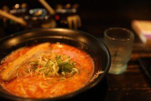 大阪・堺市「麺家八兵衛」でつけ麺を食べた
