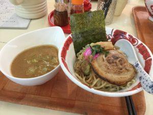 沖縄・読谷村「麺屋あぐり」でつけ麺を食べた