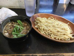 沖縄・沖縄市「麺やKEIJIRO」でつけ麺を食べた