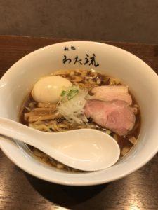 沖縄・宜野湾市「麺処わた琉」のヘビーユーザーになった