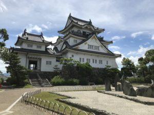 大阪・岸和田市「岸和田城」岸和田の城下町の歴史を知れる