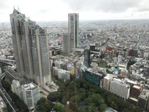 東京・新宿区「都庁展望台」東京がBig Cityと実感できる
