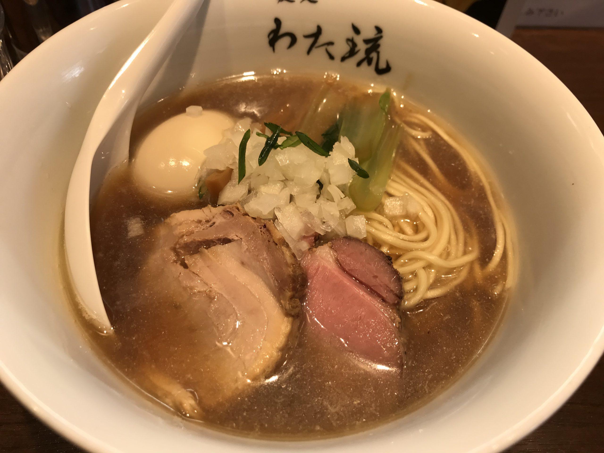 沖縄・宜野湾市「麺処わた琉」いろんな限定麺②&お持ち帰り