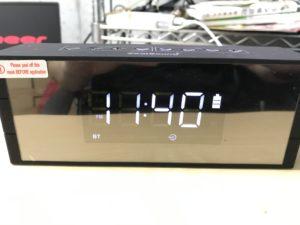 「ZealSound Bluetoothスピーカー」時計、ワイヤレススピーカー、ラジオにもなる便利アイテム