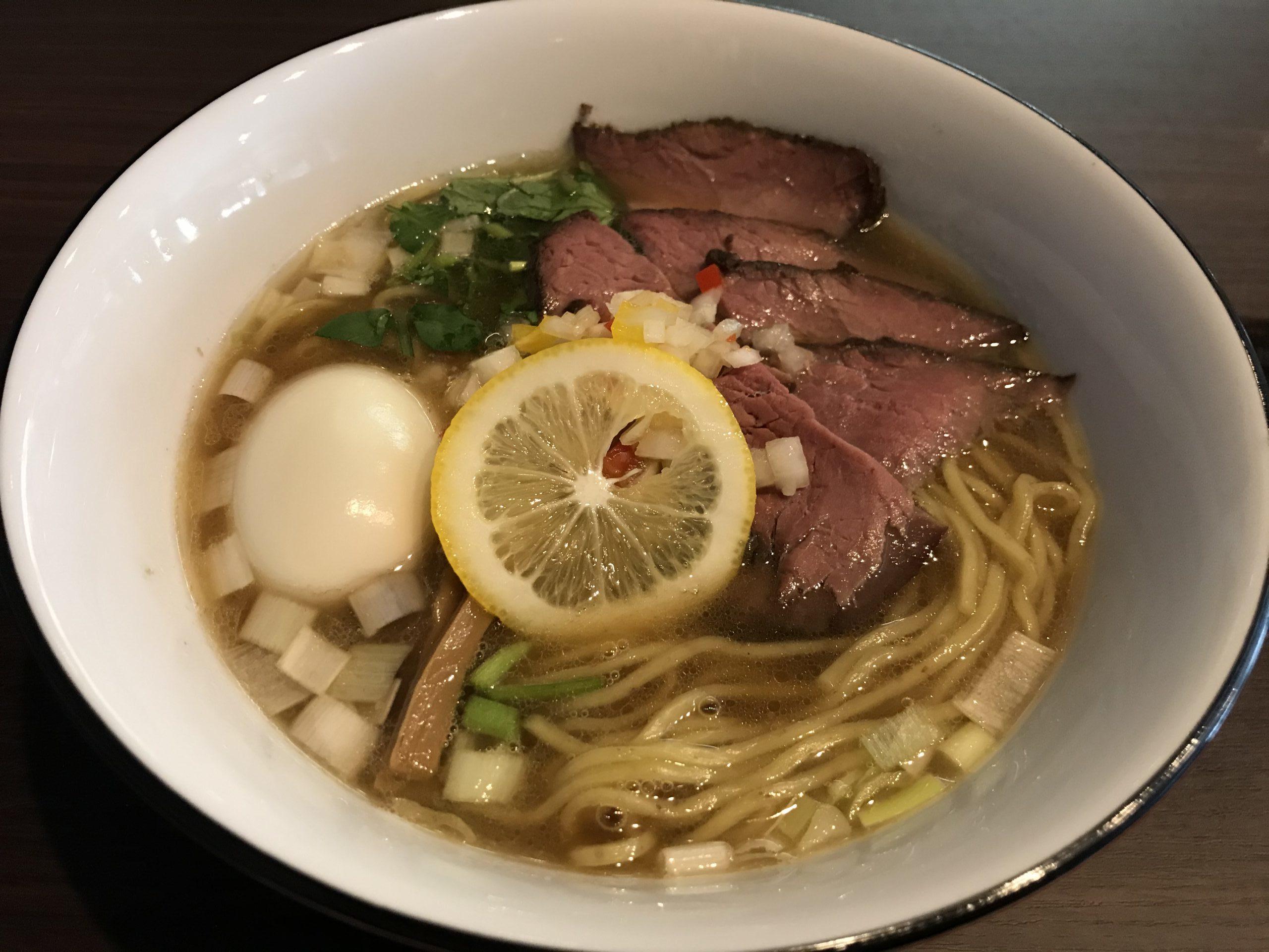 沖縄・宜野湾市「麺処わた琉」いろんな限定麺③