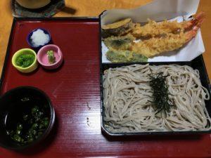 沖縄・西原町「日本蕎麦 家族庵」沖縄で日本そばを食べる