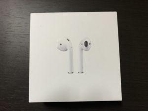 「Apple AirPods(第2世代)」やっぱりApple製品が好き