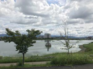 大阪・大阪狭山市「狭山池」1400年前に造られた日本最古のダムため池